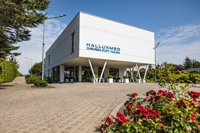 Szpital Halluxmed, tu wykonujemy operacje haluksów
