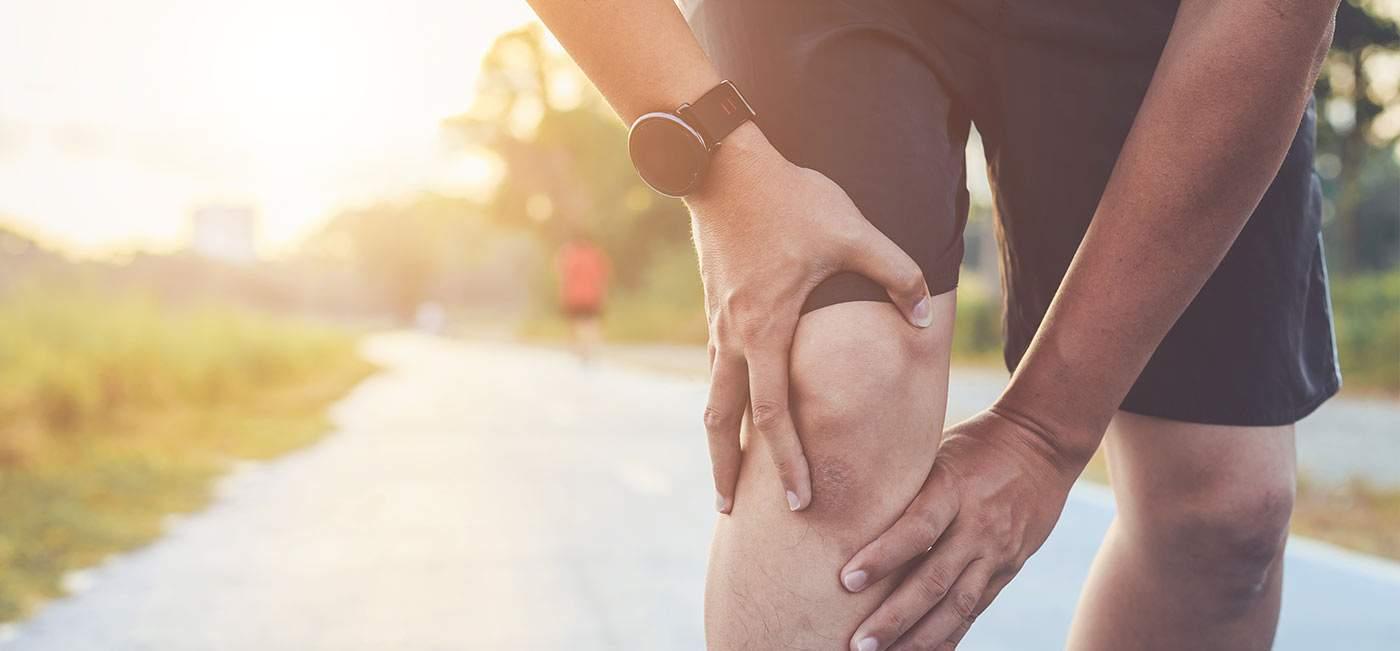 Uszkodzenie chrząstki stawowej stawu kolanowego